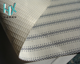 popular Stripe laminated Fabric