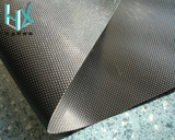 glossy black Pvc Coated Fabric